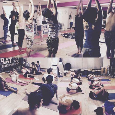 practice☆ Ashtangayoga Primary Led Class Yoga Space Siddhi Yoga ヨガ 広島