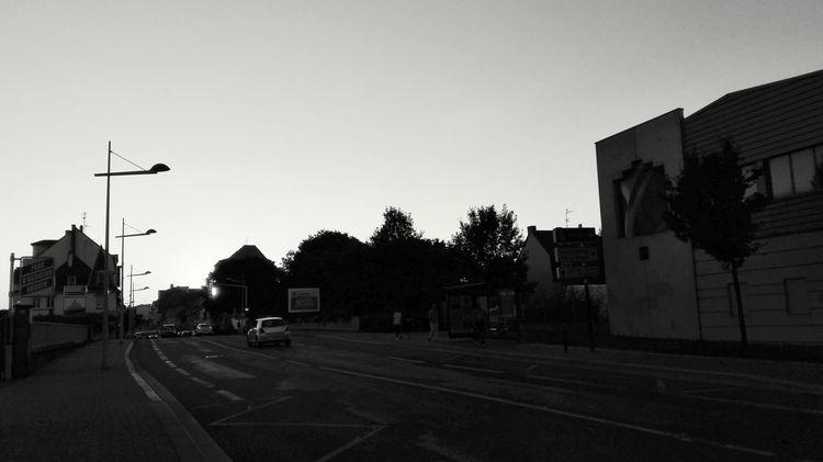 Strasbourg Franch Newlife Road Clear Sky