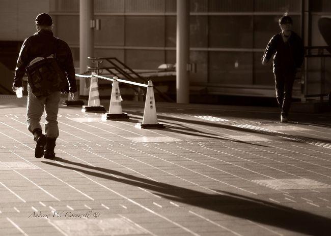 Streetphoto_bw Light And Shadow Blackandwhite A.W.C. Streetphotography
