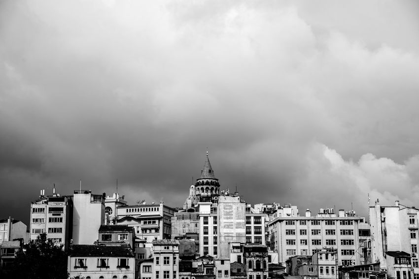 EyeEm Best Edits EyeEm Best Shots EyeEm Best Shots - Nature EyeEm Nature Lover EyeEm Gallery EyeEmBestPics EyeEmNewHere Architecture Building Exterior Built Structure Cloud - Sky Eye4photography  Eyeemphotography Galata Outdoors