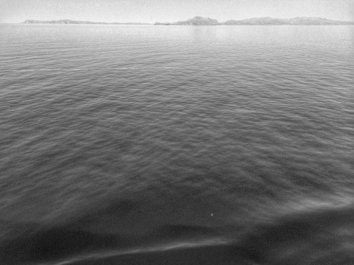 Quiet as when Jesus walked on the water Arcticnorway Heat