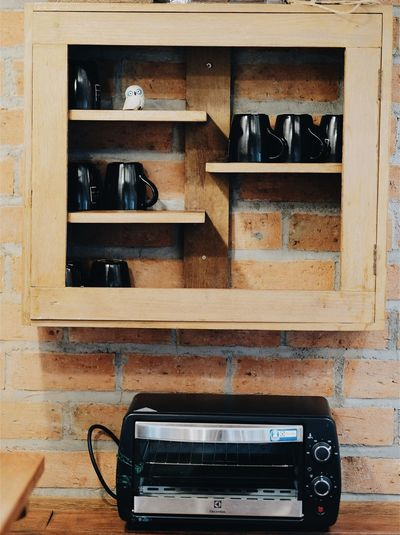 Architecture Built Structure Camera - Photographic Equipment Day Domestic Room Furniture Home Interior Indoors  Music No People Photography Themes Rack Shelf Technology Wall Window Wood - Material