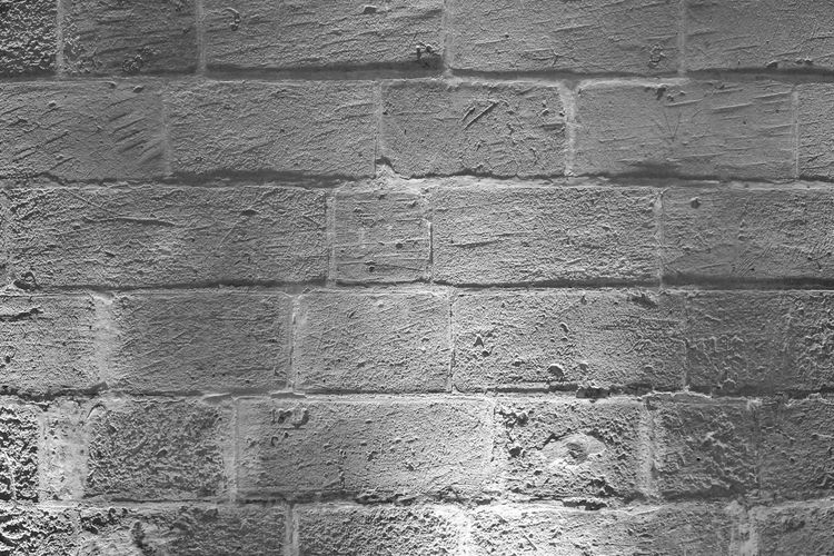 B&W Mediterranean style medieval brick wall background - lighted at night texture Abstract Antique Architecture Background Background Texture Backgrounds Blackandwhite Brick Building Classical Dark Flat LED Light Lighted Lines Medieval Mediterranean  Night Pattern Stone Textured  Textured  Wall Wallpaper