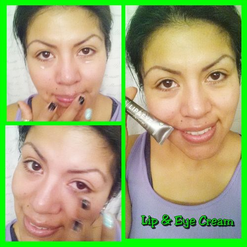 This is my secret.... Lip & Eye Cream ItWasAmazing Fit4success45.myitworks.com Enjoying Life Youdeserveit Hello World Check This Out LipsEyes Cream