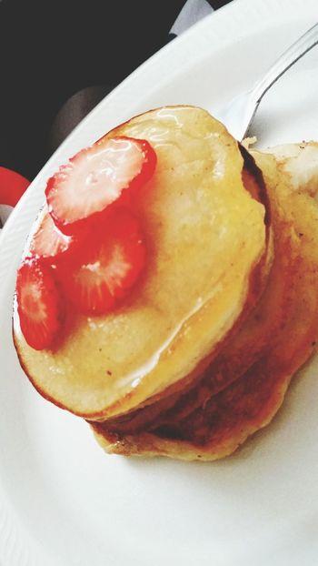 Mmmmm.. Pancakehouse Strawberries