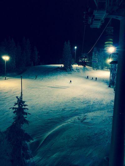 åpenbakke Tryvann Snow Snowboard