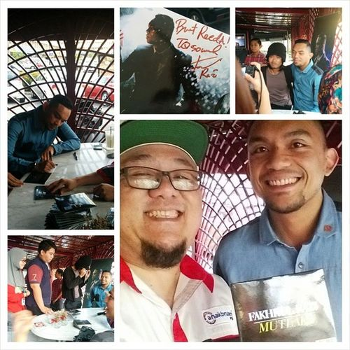 Got my copy of @fakhrul_razi_ new album Mutlak . Have u got yours? Come on down to Coffeezone Gadong  now to get a copy personally signed by the man himself! Brunei HappeningsBN HappyBN Weekend Dangdut
