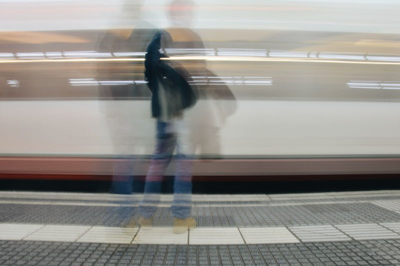 Motion Barcelona Metro My Best Photo 2015 Photography In Motion
