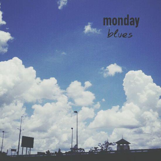 Monday Blues Bluesky Sky_collection Cloud_collection