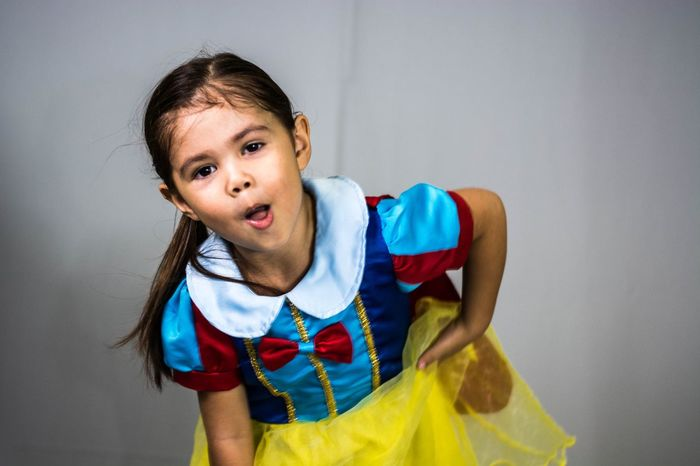 Snow White Cute Girl