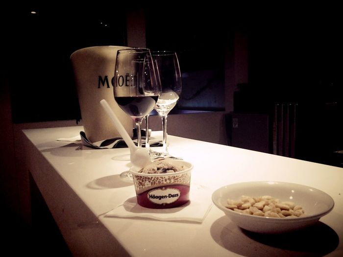 Red Wine Haagen-Dazs LOVE Cappucino_truffle Nut