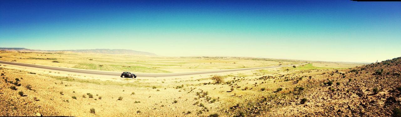 Kasserine Tunisia Desert Followme