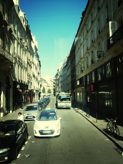 When I Went To Paris