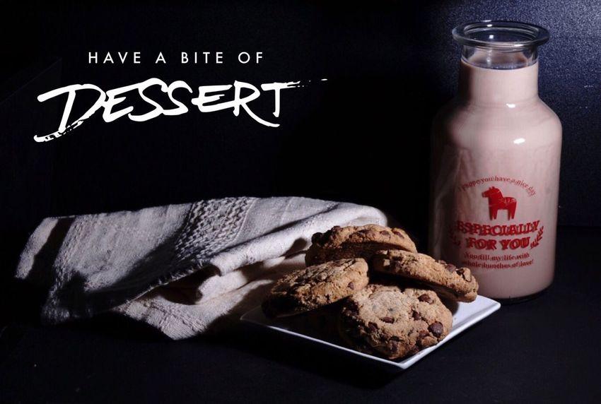 milk & cookies Cookies Milk Snack Enjoying Life Relaxing Taking Photos Sony A6000