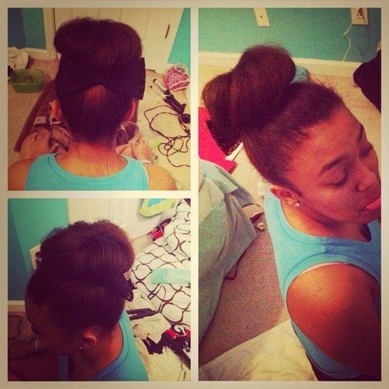 Hair Done!
