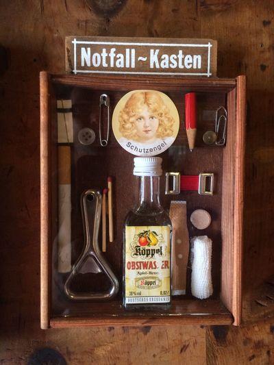 Hikingadventures Emergency Box