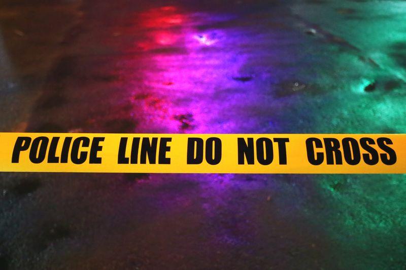 Police line. Crime Scene Night Philippines Manila Killings Colour Of Life HUAWEI Photo Award: After Dark