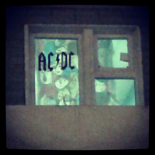 RUDN Pfur Hostel Ac /dc music