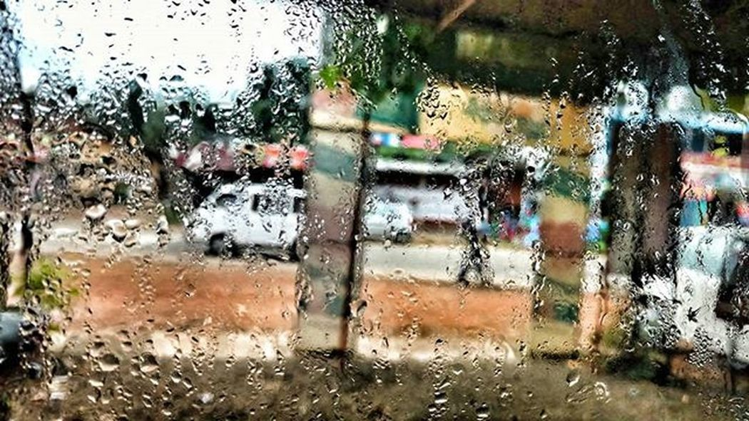 Everybody Wants  Happiness. Nobody Wants  Pain. But, You Can't Have A Rainbow Without A Little Rain. Our Best Pics Raindrops EyeEm Best Shots Your Design Story Fine Art Photography Adapted To The City