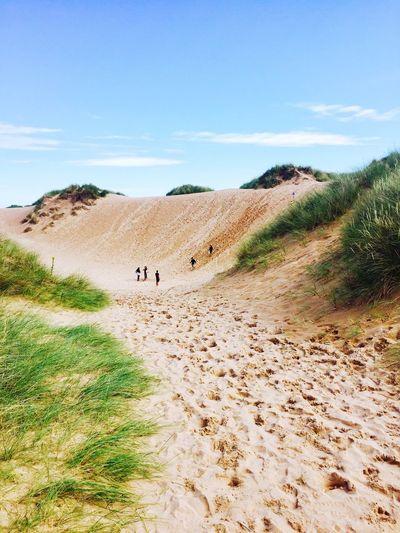 Balmedie Beach Aberdeen