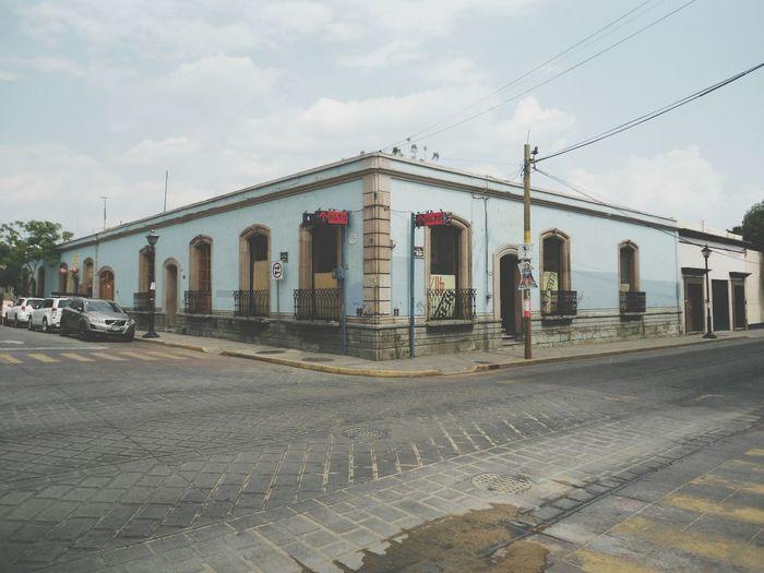 Oaxaca y su arquitectura