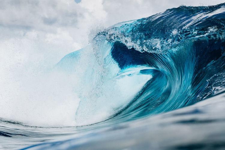 blue Blue Wave EyeEm Best Shots EyeEm Nature Lover EyeEm Selects EyeEmNewHere Nature Surf Wave Beauty In Nature Blue Day Motion Nature Nature_collection No People Outdoors Power Power In Nature Scenics - Nature Sea Splashing Water Wave Waves Waves, Ocean, Nature