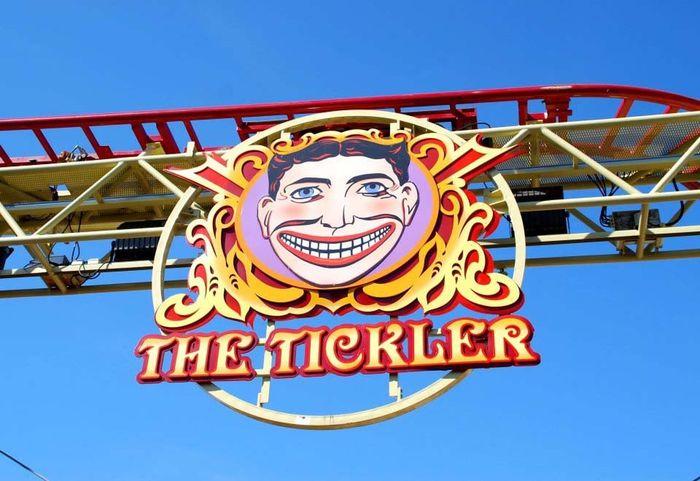 Coneyisland Tickler Fun Fair