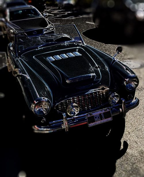 Nice Car Austin Healey Convertible Tadaa Community