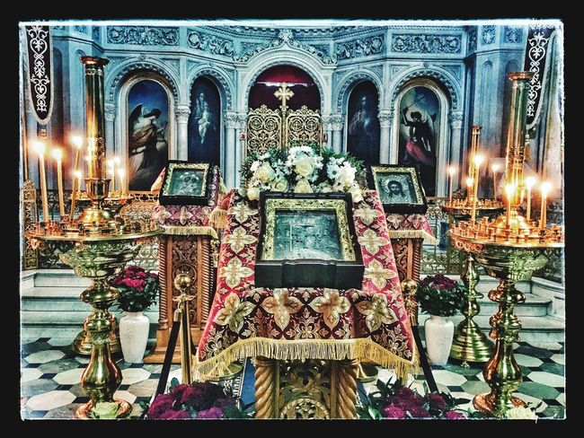 Russisch- orthodoxe Kapelle Martina Dach mit beDACHt Fotografie first eyeem photo