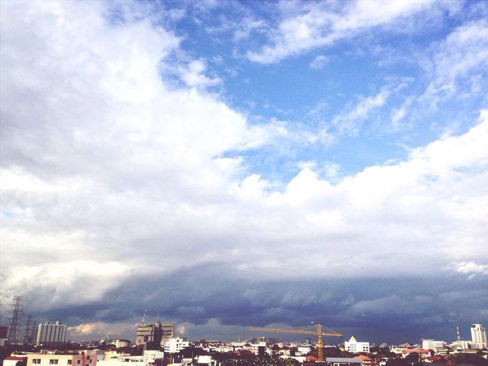 weekend cloud