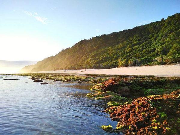 Another spot 😍.. I named it golden bay.. 😝 Adventure Weekend Nyangnyangbeach Maimelali Pecatu Uluwatu Bali OPPO OppoR7