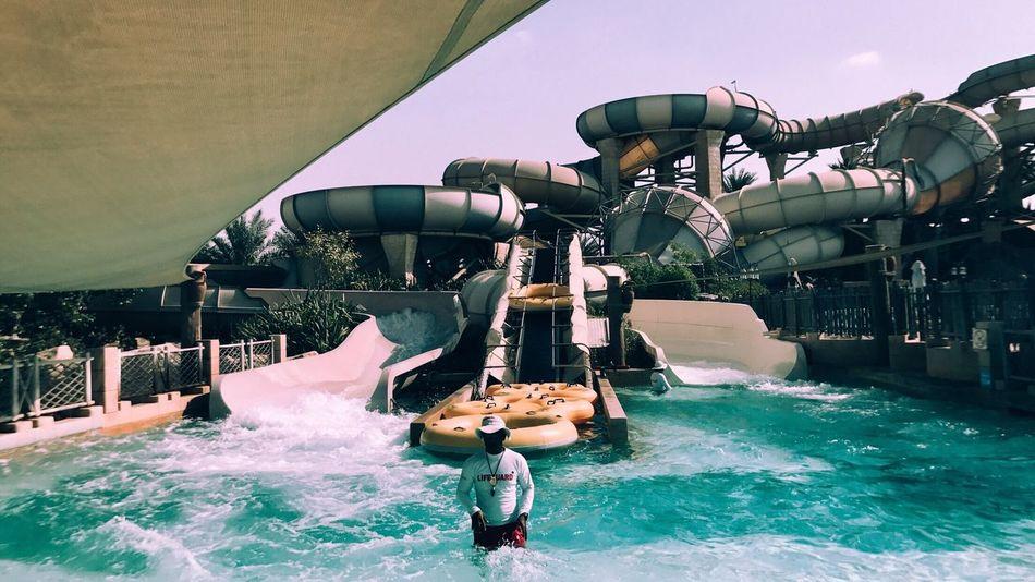 Wild Wadi Dubai Jumeirah Wildwadi Water Slide