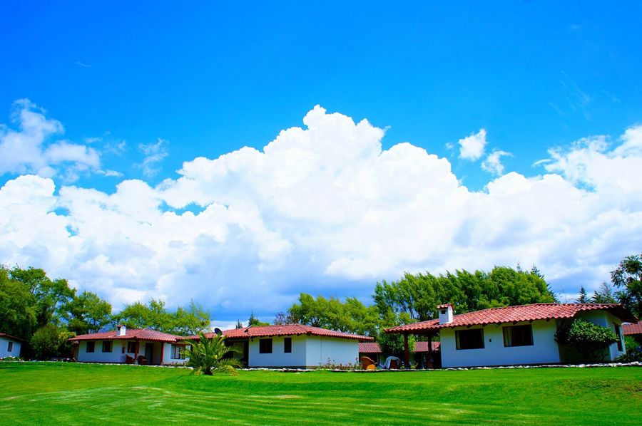 Wonderful hotel🐛🌷⛅️ Hotel Beauty In Nature Cloud - Sky Cloud Outdoors Sky No People Nature Country Tradition EyeEmNewHere Cajamarca-Perú Travel Destinations Laviniafenton Beauty In Nature EyeEm Nature Lover Ensenada