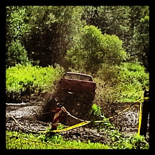 RedneckHeaven Redneck MudBog Muddy mudder yolo truck bigboytoys toys