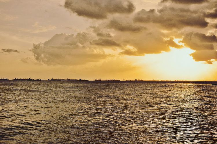 Singapore Photography Sea Amazing View Fujifilm Xm1 Throwback