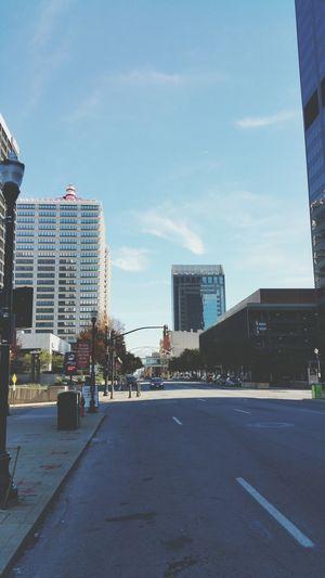 Taking Photos Louisvilleky Mainstreet Depth Of Field