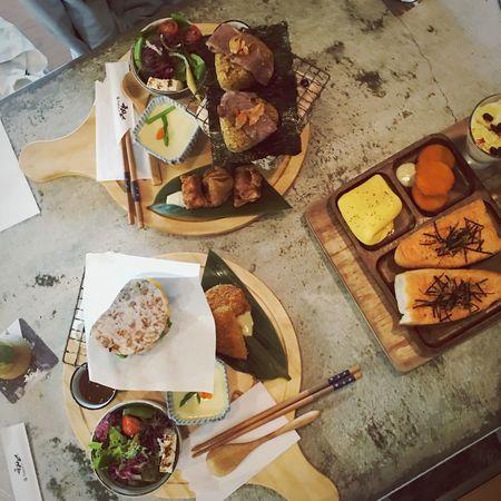 初日。 Brunch Dearsister Cafe Girlsdate