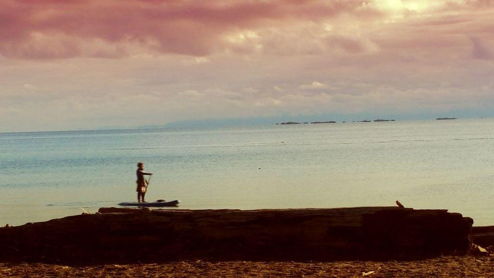 Paddleboarding Paddle On The Ocean Ocean Life Ocean Living
