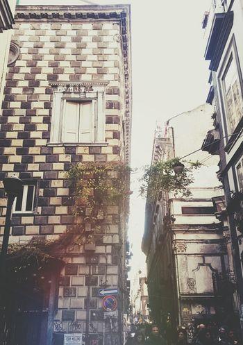 Naples Beautiful Architecture Centrohistorico