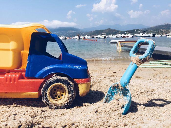 Holiday POV Toys Sand Beach Summer ☀ Sea