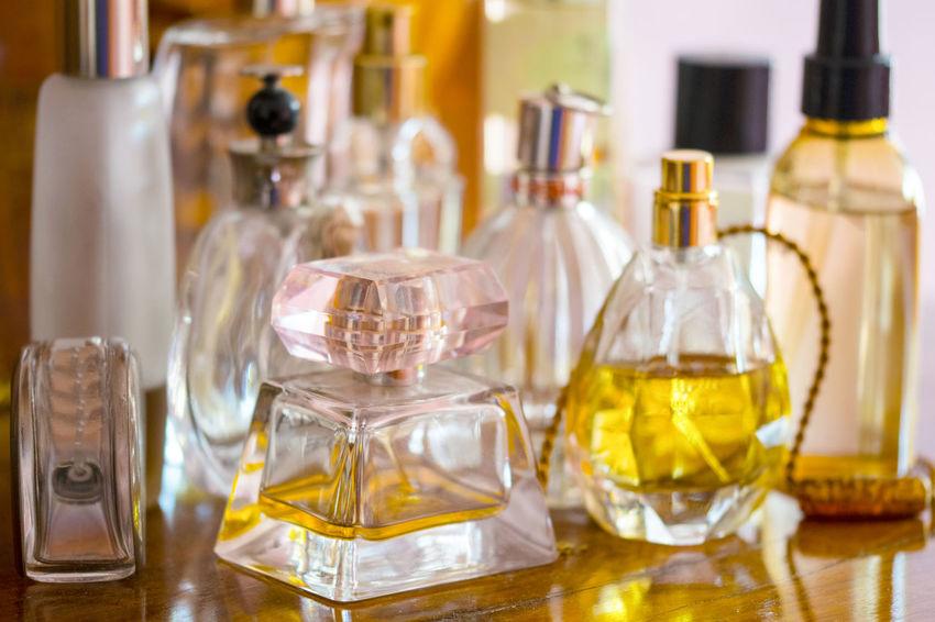 perfume bottles Appeal Body Care Bottle Charm Fashion Freshness Glass Perfume Perfume Sprayer