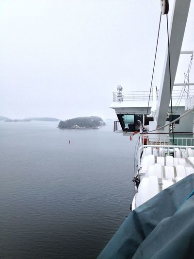 Baltic Sea Trying To Find The Light  Stockholm Archipelago Cinderella Cruises
