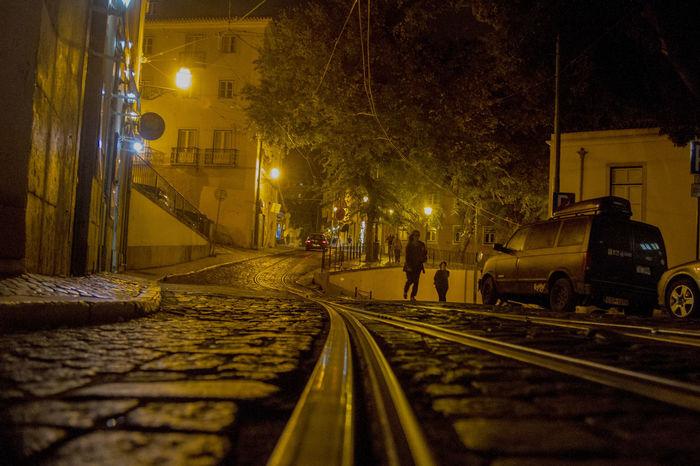 Photos, Photographers, Photography, Like4like, Likeforlike, Canon,  7d, Wonderful,#amazing, Awesome, Followme, Shot, Shots, Art, Arts Like EyeEmNewHere Portekiz Lizbon Lisboa Lisbon Men Railroad Track Rail Transportation Tramway Tram Street Light