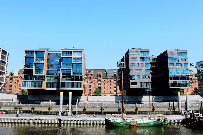 The Architect - 2015 EyeEm Awards Amazing Architecture Architeture - Old And New Hamburg Hafencity Old Vs New Admiring The Architecture  In The Mix Lovely Place By The River