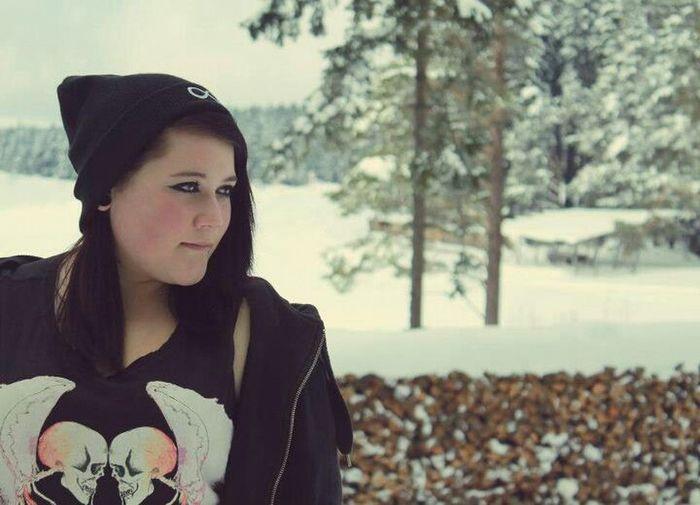 Shooting Winter Snow