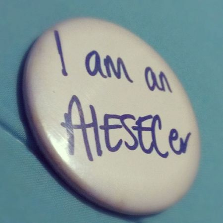 I am an AIESECer . 2013 memories. Aiesec Leadership Family CLPA Conference Exchange takeanintership