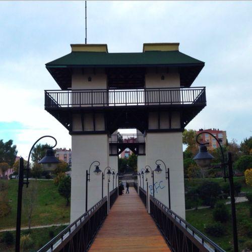 Buca yedigöller İzmir Buca  Yedigoller Izmir Landscape Bridge Perspective