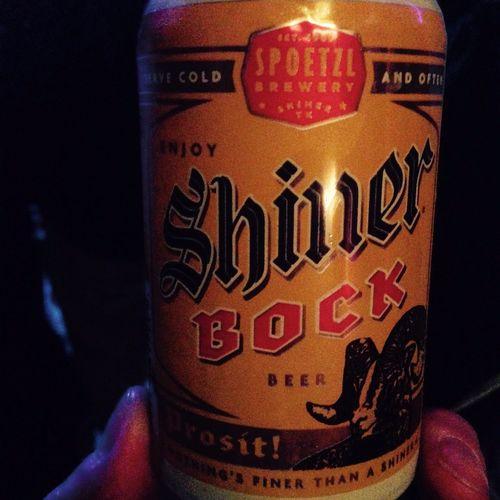 Shiner Shinerbock Beer SXSW Germanhouse