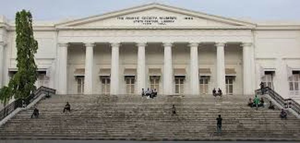 this is the very old building called ASIATIC LIBRARY 200 years old. Building Exterior