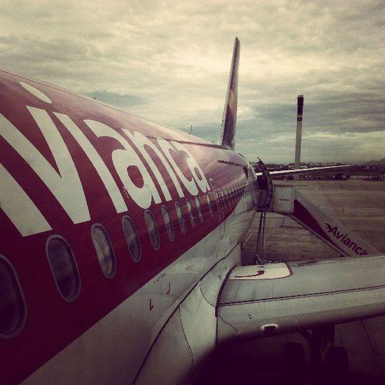 Bogotá, here I go! Avianca AV260 Flight Trip BUSINESSCLASS